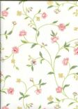 Waverly Cottage Wallpaper Bellisima Vine 326177 By Rasch Textil For Brian Yates
